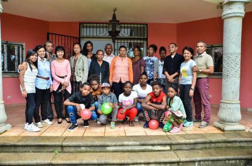 Rencontre avec CVM Madagascar - Janvier 2018